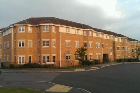 2 bedroom apartment to rent - Roundhouse Crescent, Worksop.
