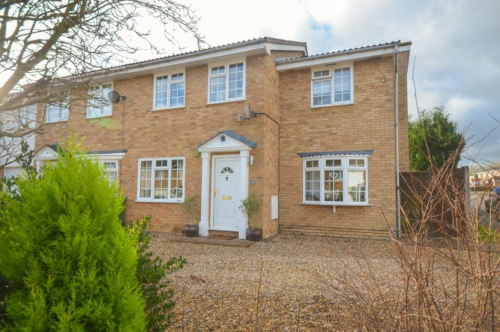4 Bedrooms End Of Terrace House for sale in Juniper Crescent, Witham, CM8 2NX