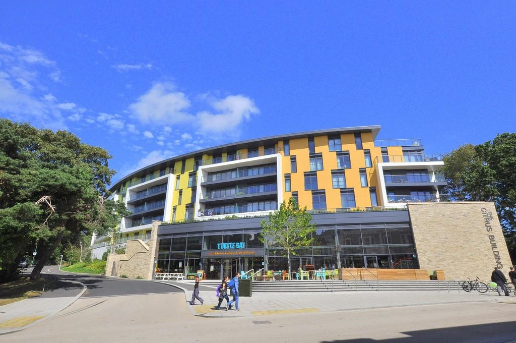 1 Bedroom Apartment Flat for sale in The Citrus Building, 24 Madeira Road, Bournemouth