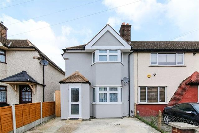 3 Bedrooms House for sale in Oval Road, Dagenham