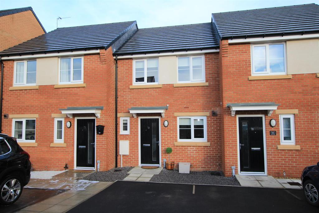 2 Bedrooms Terraced House for sale in Wellhouse Road, Newton Aycliffe