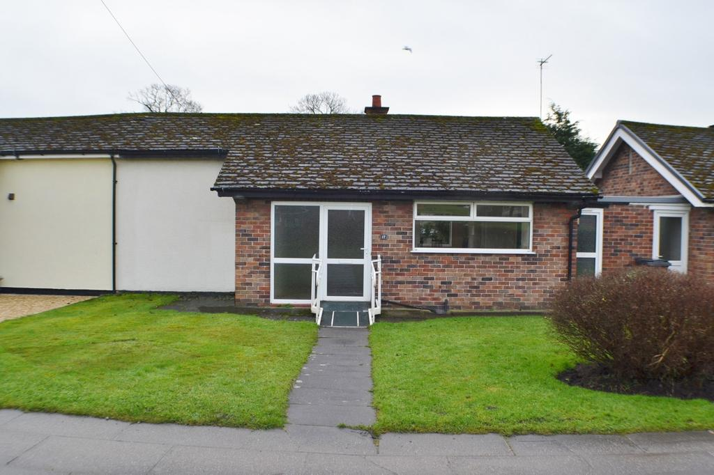 1 Bedroom Bungalow for sale in Victoria Avenue, Holmes Chapel