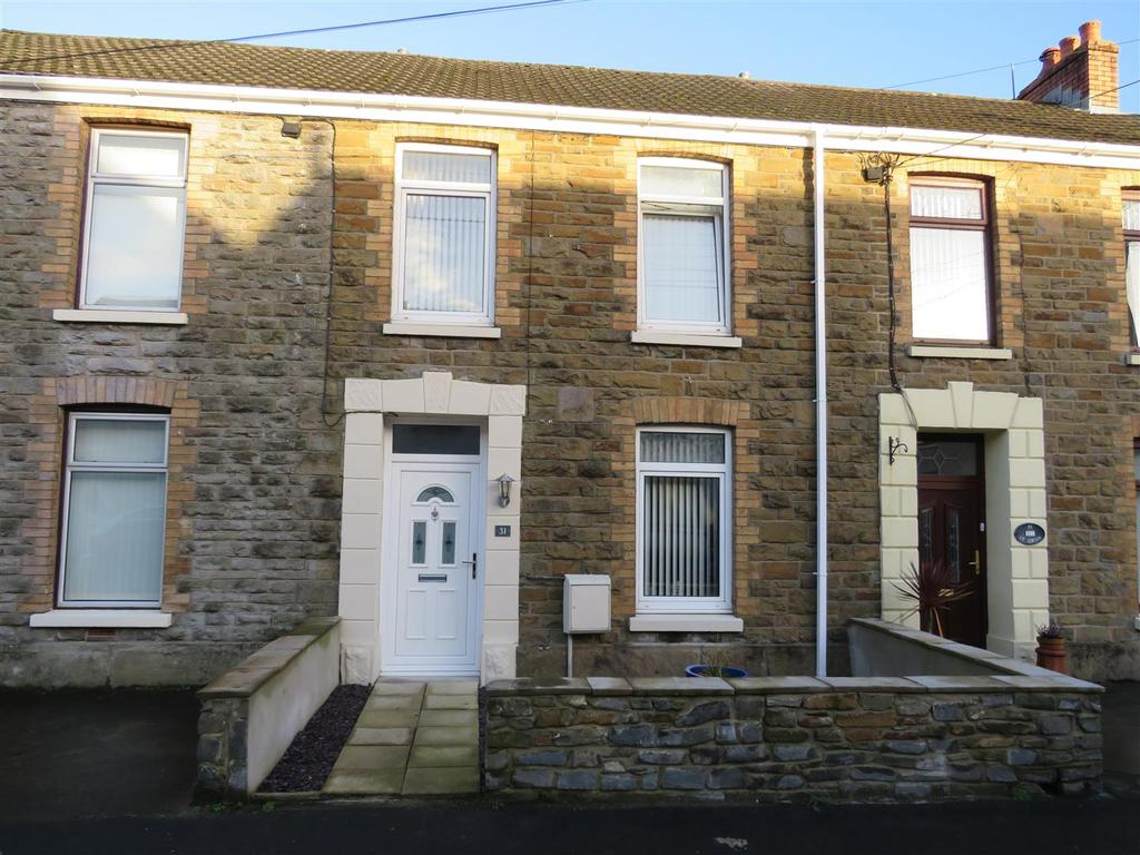 3 Bedrooms Terraced House for sale in Maes Road, Llangennech, Llanelli