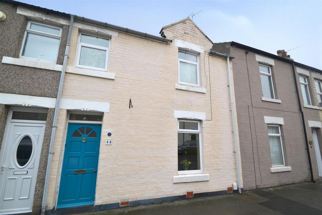 3 Bedrooms Terraced House for sale in Eleanor Street, Cullercoats