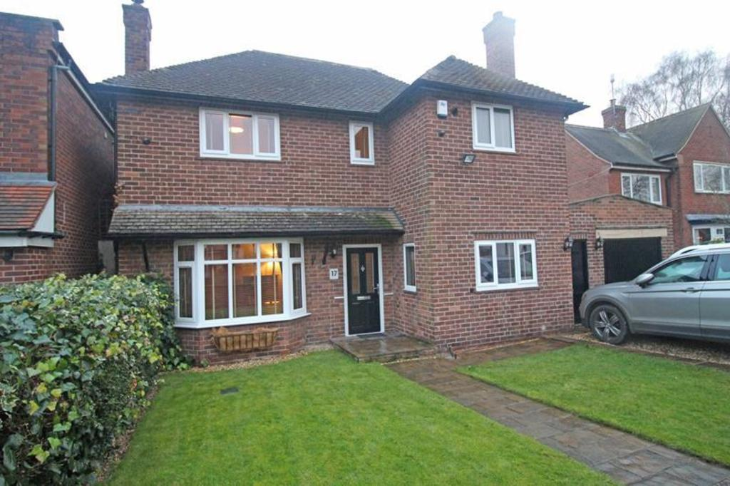 4 Bedrooms Detached House for sale in 17 Athelstan Road