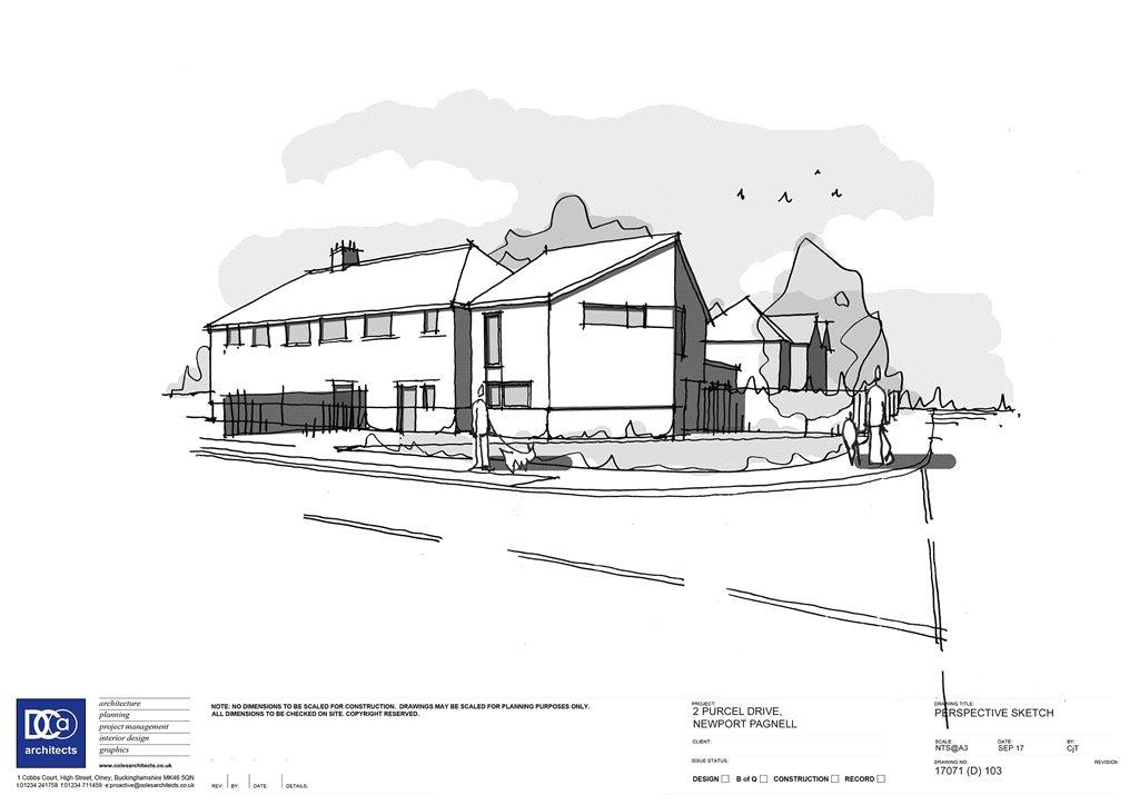 Land Commercial for sale in Purcel Drive, Newport Pagnell, Buckinghamshire
