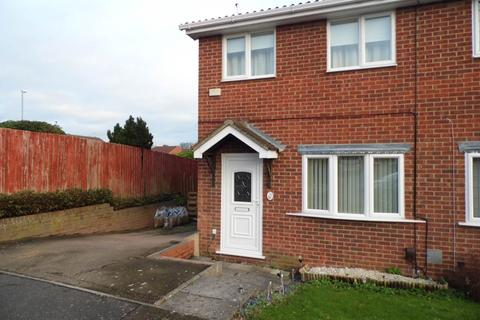 2 bedroom semi-detached house to rent - Sandover, East Hunsbury, Northampton