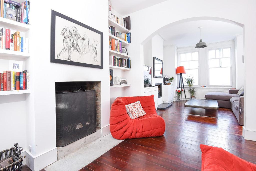 4 Bedrooms Terraced House for sale in Romberg Road, Balham