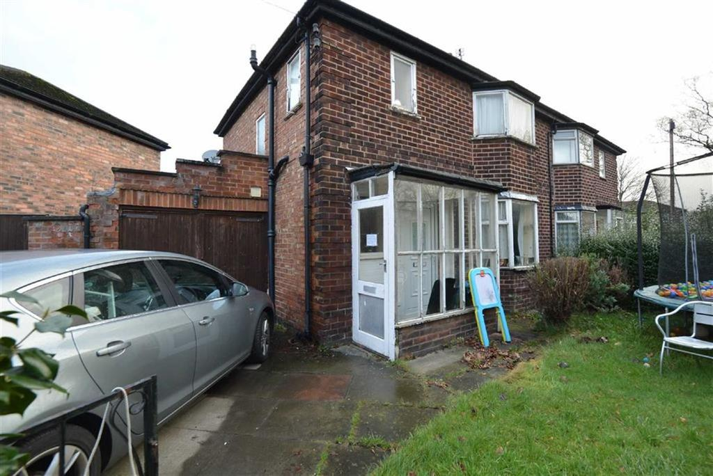 3 Bedrooms Semi Detached House for sale in Sunningdale Road, Manchester
