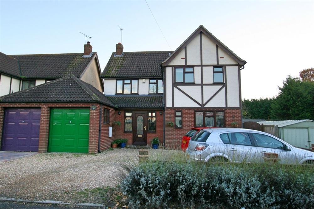 4 Bedrooms Detached House for sale in Beckingham Street, Tolleshunt Major, Maldon, Essex