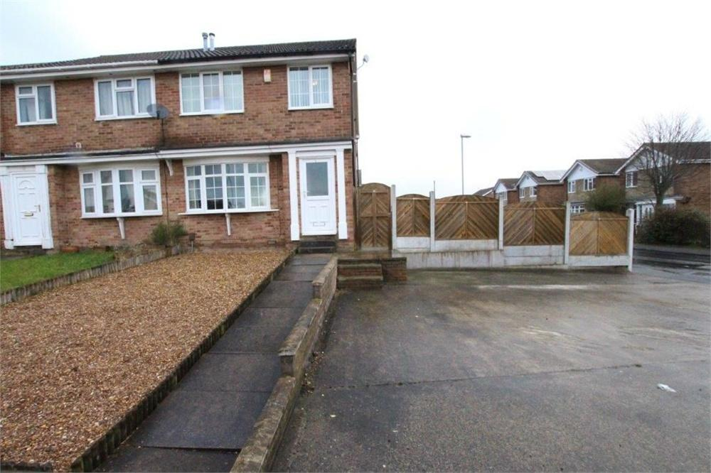 3 Bedrooms Semi Detached House for sale in Lawns Drive, NEW FARNLEY, West Yorkshire