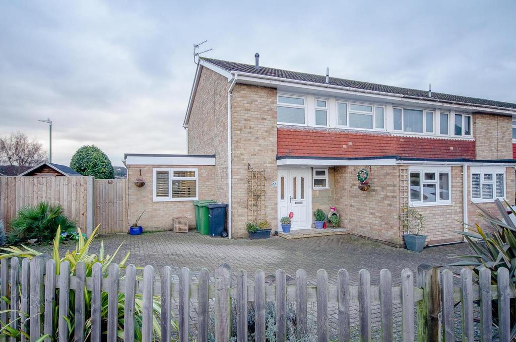 4 Bedrooms End Of Terrace House for sale in Egremont Road, Maidstone, Kent