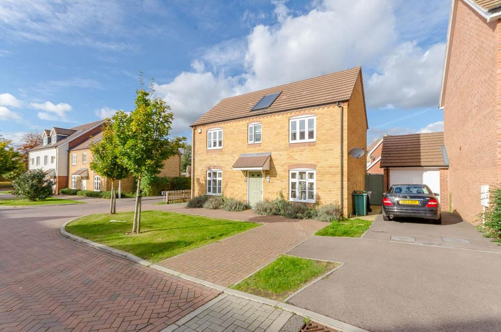 4 Bedrooms Detached House for sale in The Farrows, Maidstone, Kent