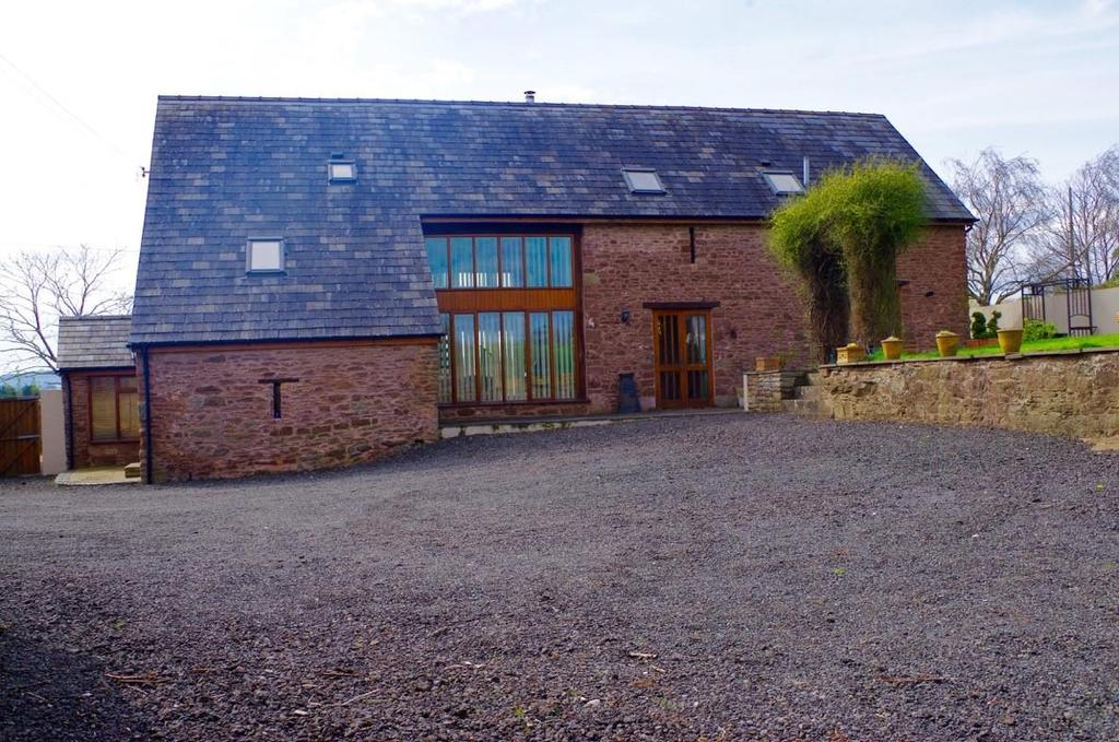 4 Bedrooms Detached House for sale in Ross-on-Wye, Herefordshire