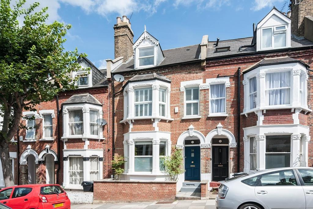 4 Bedrooms Terraced House for sale in Cotleigh Road, West Hampstead