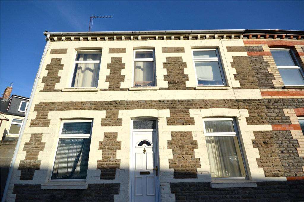 3 Bedrooms Terraced House for sale in Merthyr Street, Cathays, Cardiff, CF24