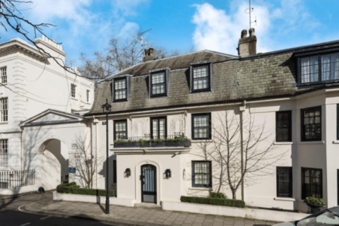 4 bedroom detached house to rent - Lowndes Place, Belgravia, SW1X
