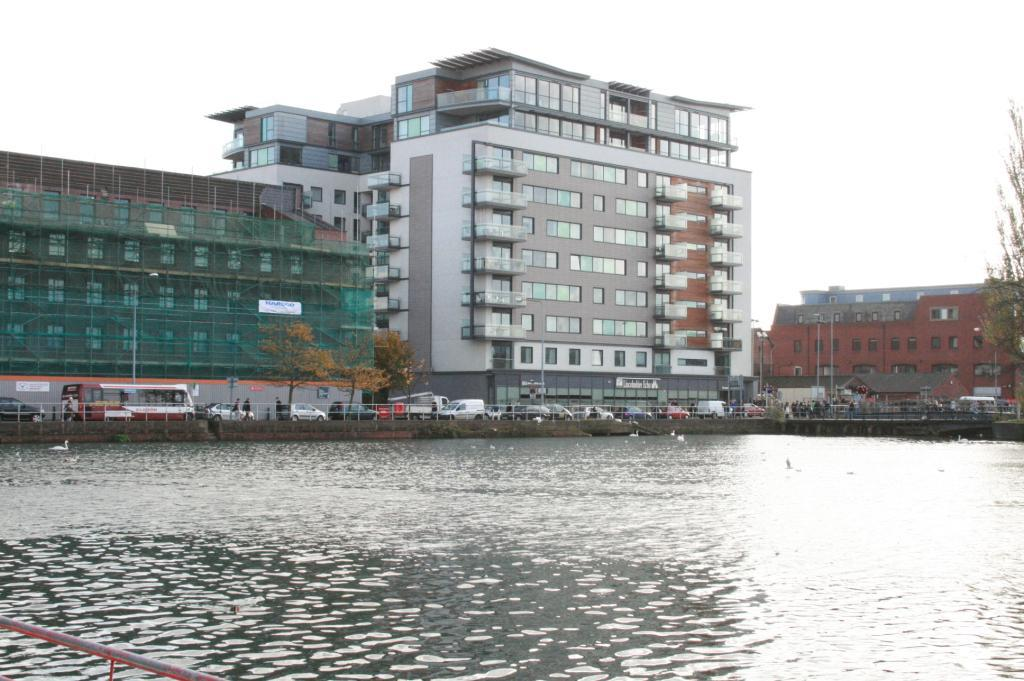 1 Bedroom Flat for rent in Witham Wharf, Brayford Wharf East, LN5