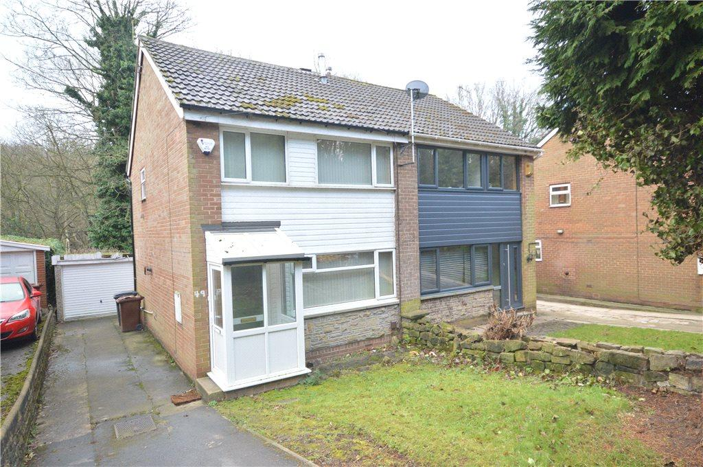 3 Bedrooms Semi Detached House for sale in Hawksworth Road, Horsforth, Leeds, West Yorkshire