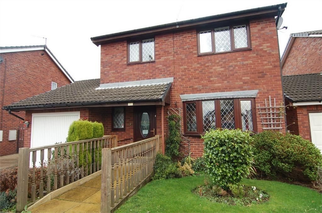 3 Bedrooms Detached House for sale in West View, Cudworth, BARNSLEY, South Yorkshire
