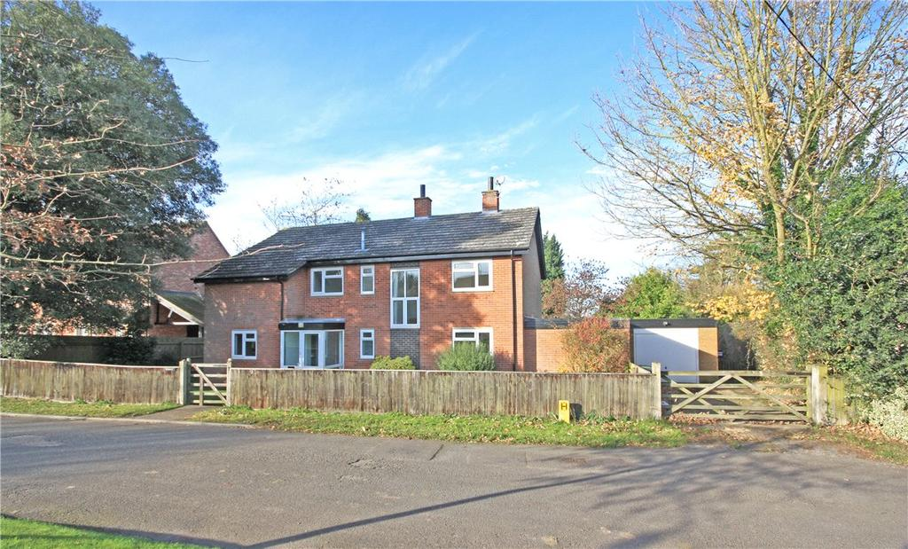 4 Bedrooms Detached House for sale in The Causeway, West Wratting, Cambridge, CB21