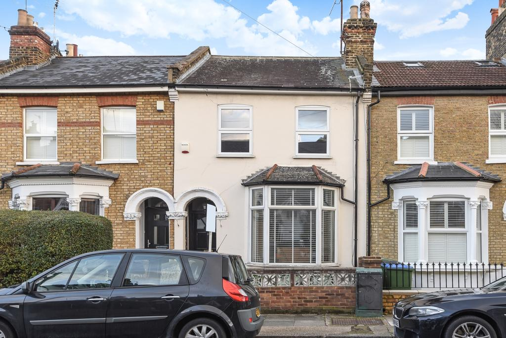 3 Bedrooms Terraced House for sale in Ruthin Road London SE3
