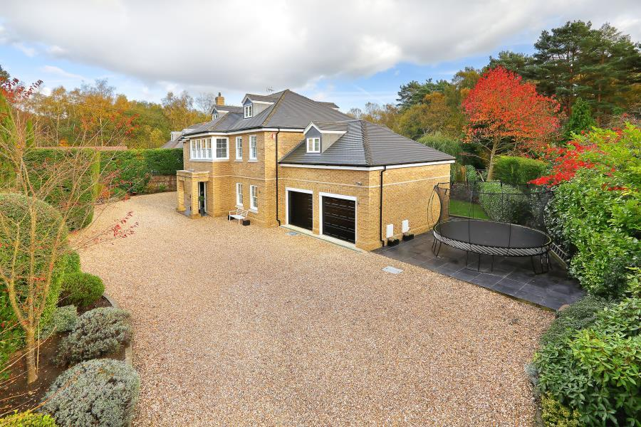 6 Bedrooms Detached House for sale in Sunningdale, Berks