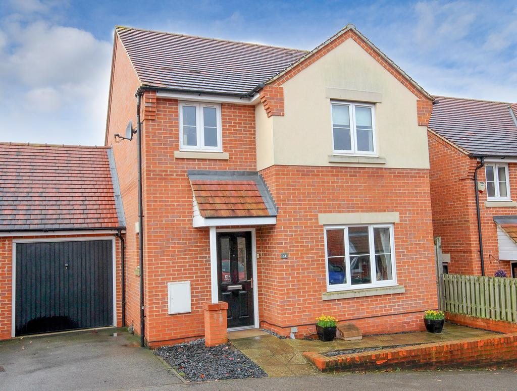 3 Bedrooms Detached House for sale in Maple Close, Pulloxhill, MK45