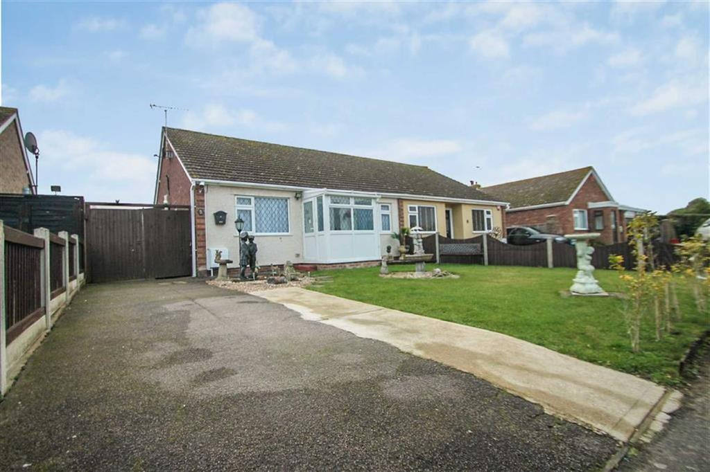 3 Bedrooms Semi Detached Bungalow for sale in Fordwich Road, Brigthlingsea