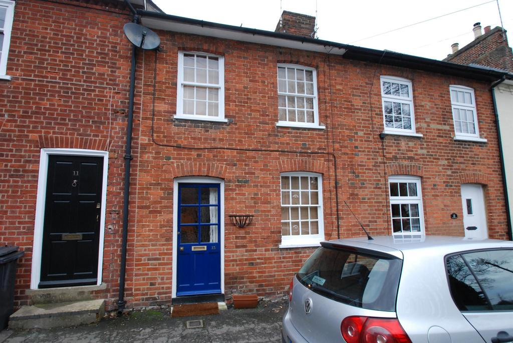 2 Bedrooms Terraced House for sale in Church Street, Buntingford, , SG9 9AS