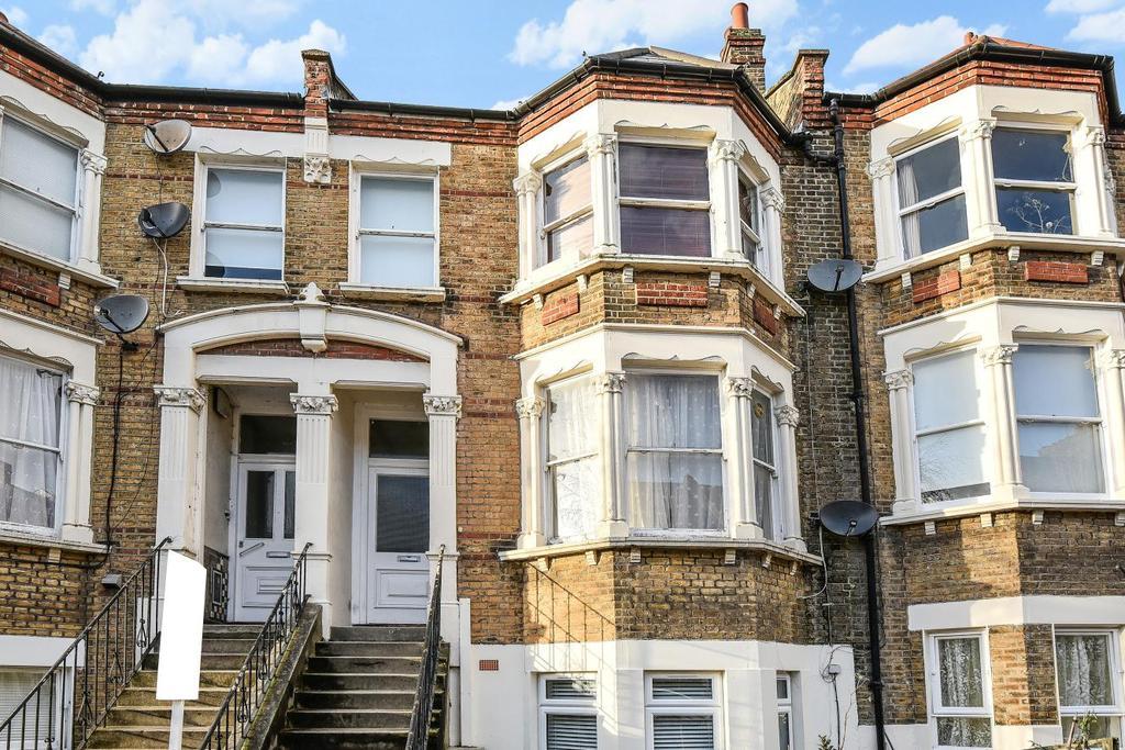 2 Bedrooms Flat for sale in Tressillian Road, Brockley