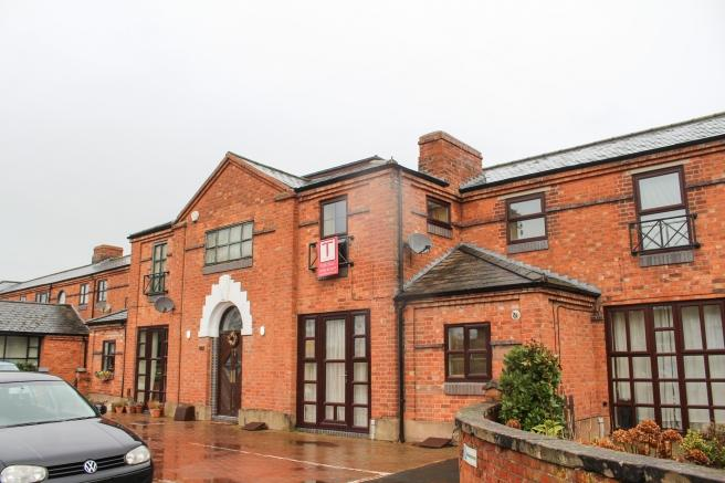 1 Bedroom Apartment Flat for sale in 16 Audley House Mews, Newport, Shropshire, TF10 7BP