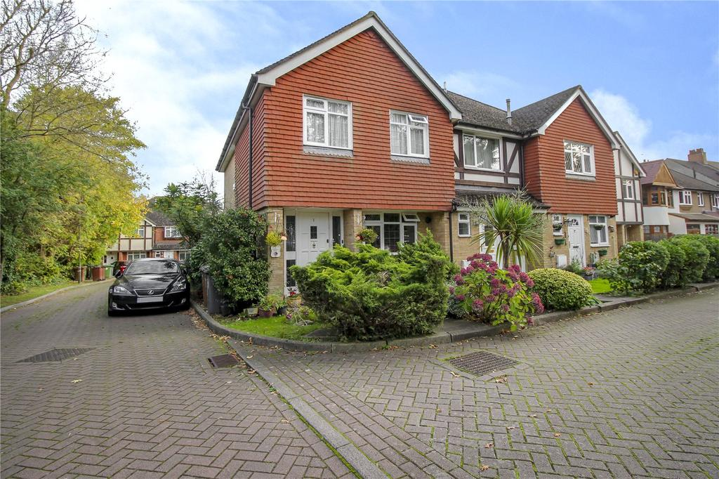 3 Bedrooms End Of Terrace House for sale in Cherry Hill, Harrow Weald/Stanmore, Greater London, HA3