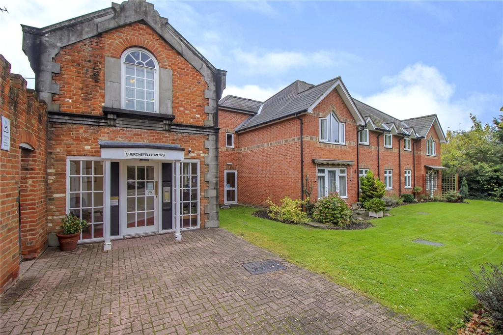 1 Bedroom Retirement Property for sale in Cherchefelle Mews, Green Lane, Stanmore, HA7