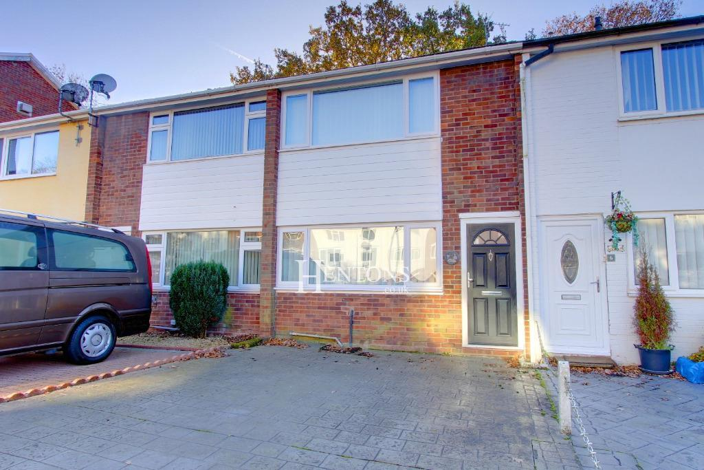 2 Bedrooms Terraced House for sale in Woolaston Avenue, Lakeside, Cardiff