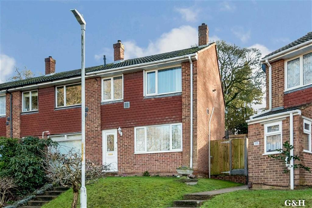 3 Bedrooms End Of Terrace House for sale in Cheviot Way, Ashford, Kent