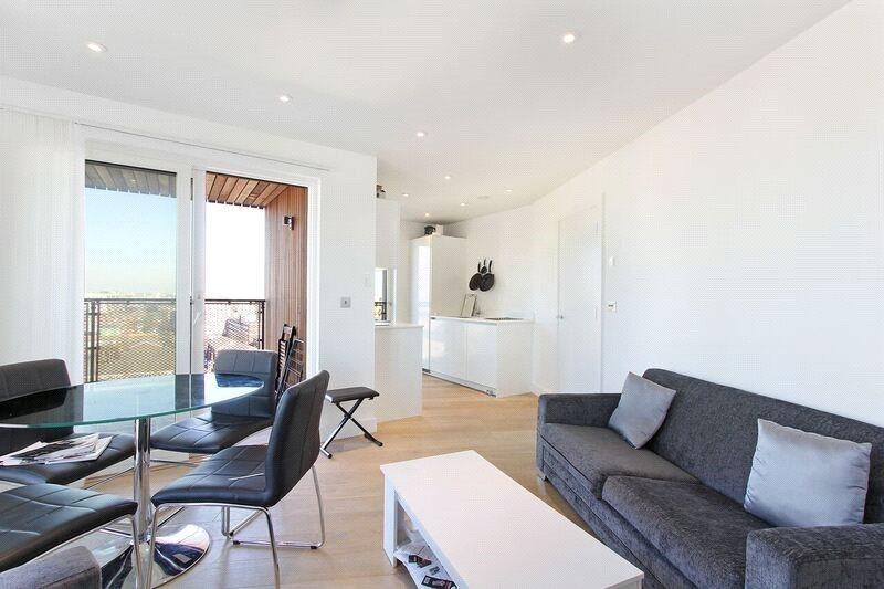 2 Bedrooms Flat for sale in Cube Building, 17-21 Wenlock Road, London, N1