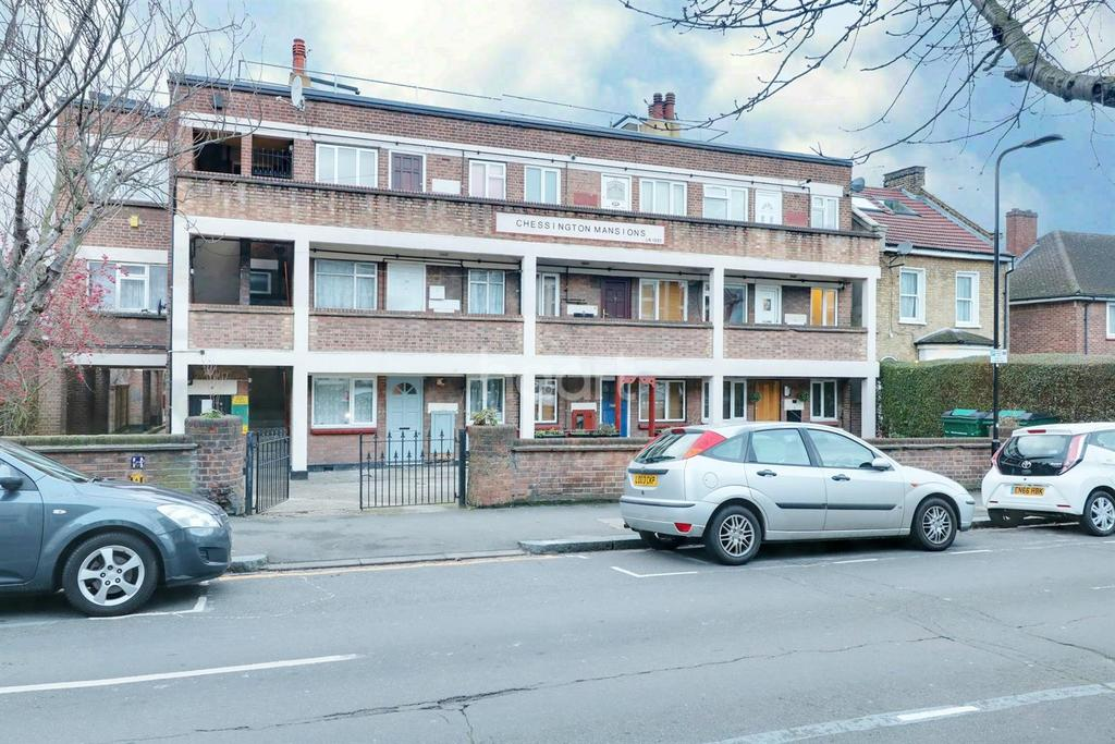 1 Bedroom Flat for sale in Colworth Road, Leytonstone