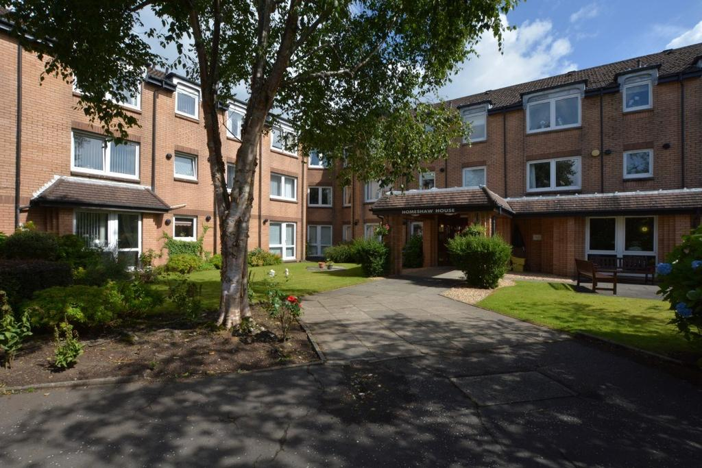 1 Bedroom Retirement Property for sale in Broomhill Gardens, Newton Mearns, Glasgow, G77