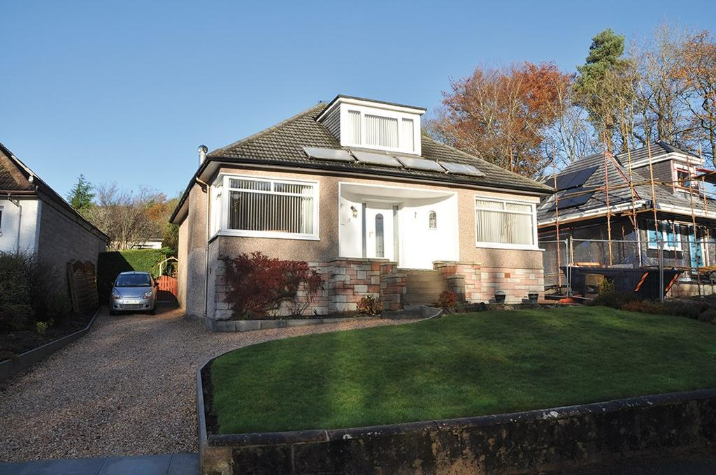 3 Bedrooms Detached Bungalow for sale in Harvie Avenue, Newton Mearns, Glasgow, G77