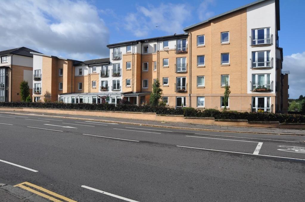 2 Bedrooms Retirement Property for sale in Fenwick Road, Giffnock, Glasgow, G46