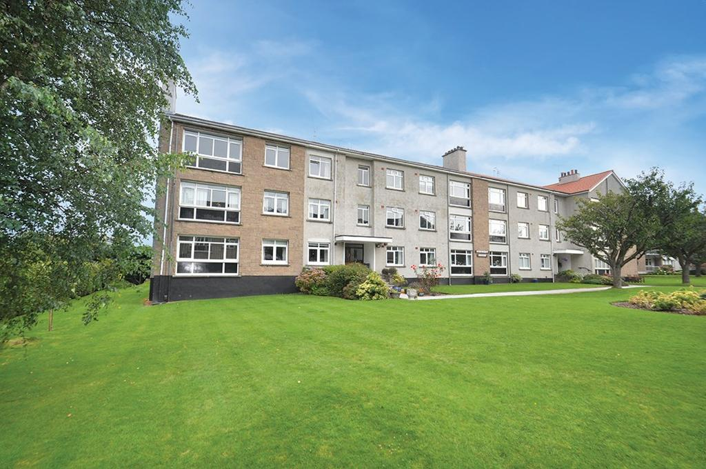3 Bedrooms Flat for sale in Kennedy Court, Giffnock, Glasgow, G46