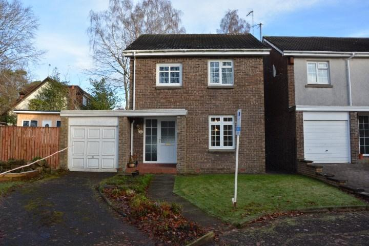 3 Bedrooms Detached Villa House for sale in Woodyett Park, Clarkston, Glasgow, G76