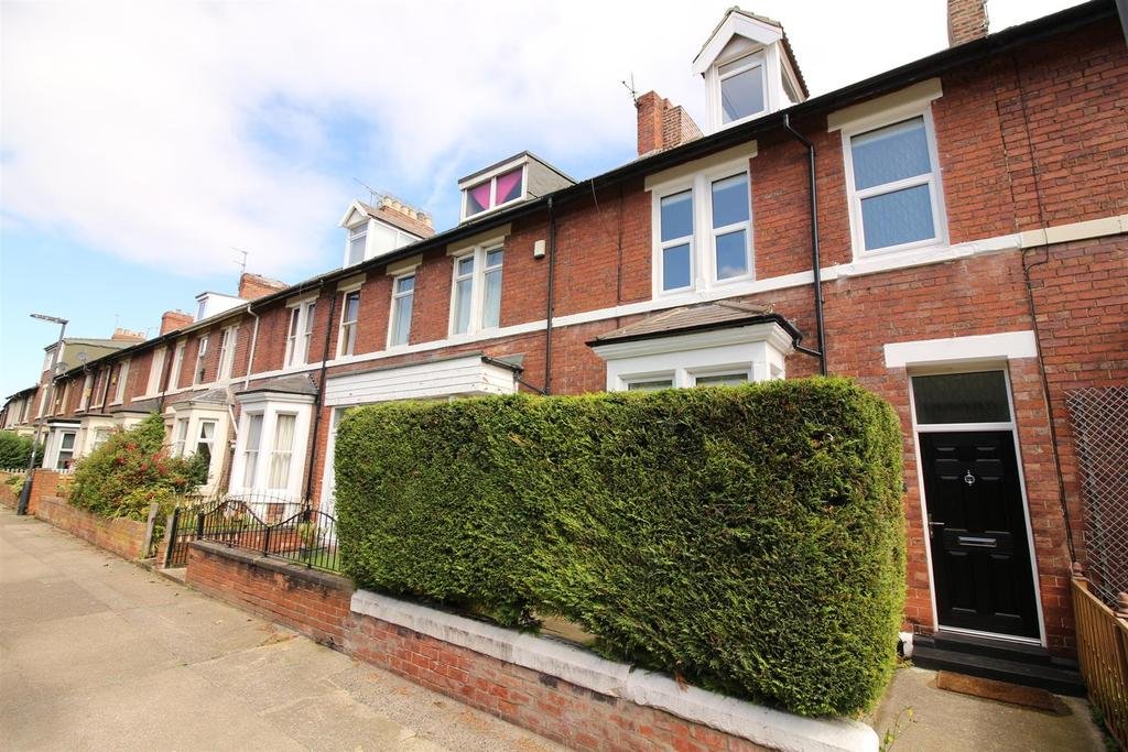 5 Bedrooms Terraced House for sale in Percy Avenue, Cullercoats