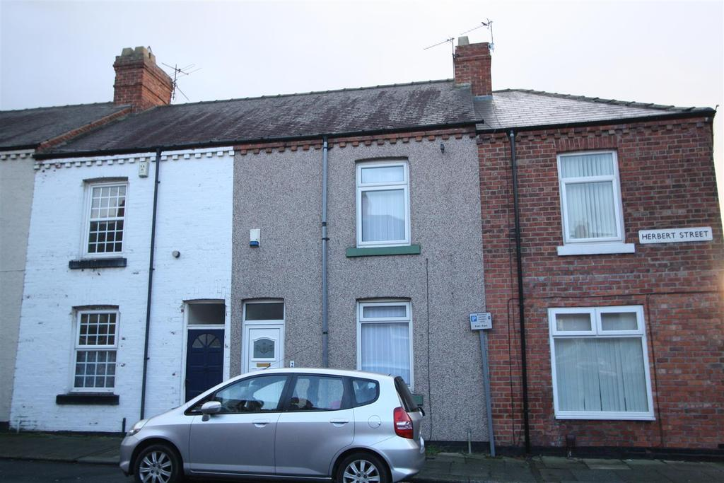 2 Bedrooms Terraced House for sale in Herbert Street, Darlington