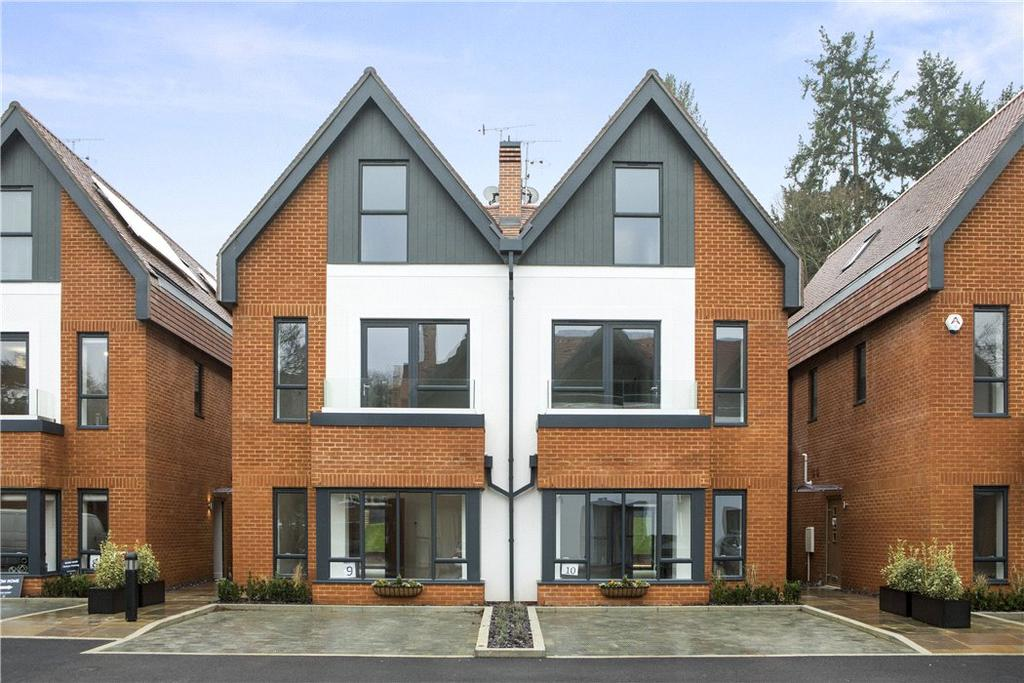 4 Bedrooms Residential Development Commercial for sale in Catherine's Walk, Chestnut Avenue, Guildford, GU2