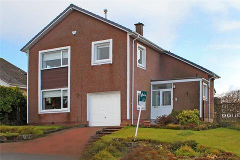 4 bedroom detached house for sale - Lynn Drive, Eaglesham, Glasgow, Lanarkshire