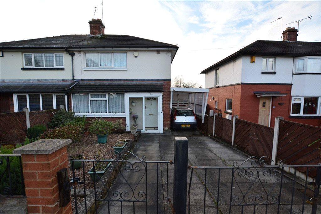 3 Bedrooms Semi Detached House for sale in Argie Avenue, Leeds, West Yorkshire