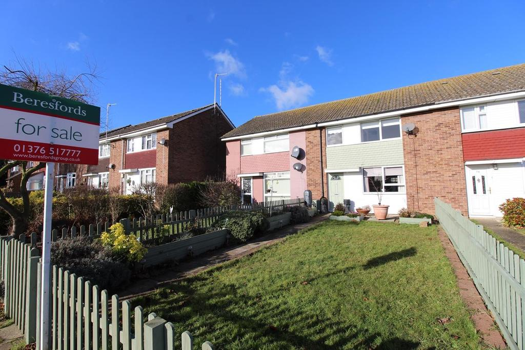 3 Bedrooms Terraced House for sale in Hatfield Road, Witham, Essex, CM8