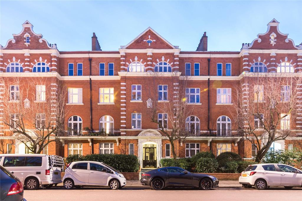 3 Bedrooms Flat for sale in Randolph Avenue, Little Venice, London